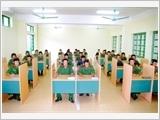 Trường Trung cấp kỹ thuật Thông tin nỗ lực vượt qua khó khăn, hoàn thành tốt nhiệm vụ