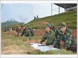 Giải pháp nâng cao chất lượng diễn tập chiến đấu của Sư đoàn 316