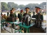 Trường Trung cấp kỹ thuật Tăng thiết giáp nâng cao chất lượng giáo dục - đào tạo