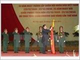 Đẩy mạnh xây dựng Quân đội nhân dân cách mạng, chính quy, tinh nhuệ, từng bước hiện đại