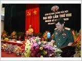 Bộ đội Hóa học học tập và làm theo tấm gương đạo đức Hồ Chí Minh