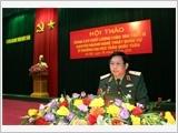Trường Sĩ quan Lục quân 1 thực hiện nhiệm vụ đào tạo sau đại học