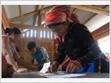 Các xã đầu tiên ở Mường Tè hoàn thành bầu cử sớm