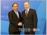 Kết quả chuyến thăm chính thức Liên bang Nga của Thủ tướng Nguyễn Xuân Phúc