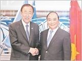 Thủ tướng Nguyễn Xuân Phúc dự Đối thoại chính sách kinh tế cấp cao Việt Nam - Nhật Bản
