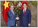 Thủ tướng Nguyễn Xuân Phúc kết thúc tốt đẹp chuyến thăm Nhật Bản và dự Hội nghị cấp cao G7 mở rộng