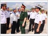 """Quân đội nhân dân phát huy truyền thống, phẩm chất """"Bộ đội Cụ Hồ"""", thực hiện tốt công tác bầu cử đại biểu Quốc hội và đại biểu Hội đồng nhân dân các cấp."""