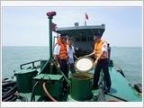 Các hành vi vi phạm an ninh, trật tự, an toàn hàng hải trên vùng biển Việt Nam