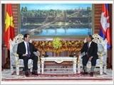 Chuyến thăm ý nghĩa lớn trong quan hệ với Lào và Campuchia