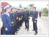 Vùng 1 Hải quân làm theo lời Bác