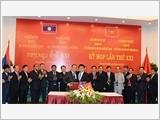 Đảng, Nhà nước, nhân dân Lào không bao giờ quên sự hy sinh của Bộ đội Việt Nam