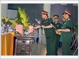 Tổ chức trọng thể tang lễ 9 liệt sĩ hy sinh trong khi thực hiện nhiệm vụ bay tìm kiếm cứu nạn
