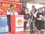 Bầu cử ở Việt Nam khẳng định sự dân chủ và tiến bộ