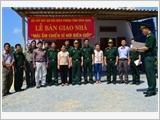 Công tác vận động quần chúng của Bộ đội Biên phòng tỉnh Bình Định