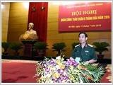 Thủ tướng Chính phủ Nguyễn Xuân Phúc dự Hội nghị quân chính toàn quân 6 tháng đầu năm 2016