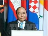 Thủ tướng Nguyễn Xuân Phúc dự Hội nghị Cấp cao Á-Âu lần thứ 11