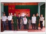 Lực lượng vũ trang tỉnh Hòa Bình học tập và làm theo Bác từ những việc làm thiết thực