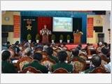 Đảng bộ Học viện Lục quân nâng cao năng lực lãnh đạo, sức chiến đấu ngang tầm yêu cầu nhiệm vụ