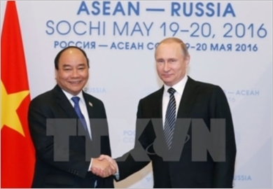 Quan hệ Việt Nam – Liên bang Nga: 25 năm một chặng đường
