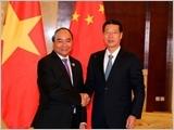 Thủ tướng Nguyễn Xuân Phúc tiếp Phó Thủ tướng Trung Quốc Trương Cao Lệ và lãnh đạo tỉnh Quảng Tây