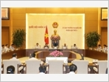 Khai mạc Phiên họp thứ ba, Ủy ban Thường vụ Quốc hội khóa XIV