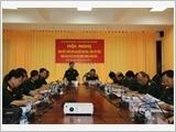 Hội nghị trao đổi ý kiến giữa đại biểu bạn đọc, cộng tác viên Quân khu 9 với Tạp chí Quốc phòng toàn dân