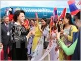 Quốc hội Việt-Lào thống nhất tiếp tục tăng cường hợp tác