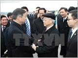 Tổng Bí thư kết thúc chuyến thăm chính thức nước Cộng hòa Nhân dân Trung Hoa