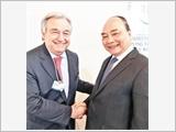 Thủ tướng Nguyễn Xuân Phúc kết thúc tốt đẹp chuyến tham dự Hội nghị WEF
