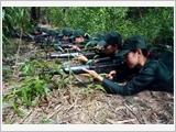 Xây dựng lực lượng dân quân tự vệ của tỉnh Cà Mau - kết quả và kinh nghiệm