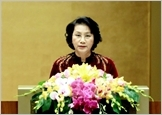 Quốc hội Việt Nam với sự nghiệp tăng cường quốc phòng, bảo vệ Tổ quốc trong tình hình mới