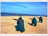 Thành ủy Tam Kỳ lãnh đạo công tác xây dựng lực lượng dân quân tự vệ