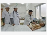 """Bệnh viện Quân y 110 xây dựng đội ngũ thầy thuốc """"Sáng về y đức, giỏi về y thuật"""""""
