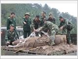 Lực lượng vũ trang tỉnh Quảng Ninh phát huy vai trò nòng cốt trong thực hiện công tác quốc phòng địa phương