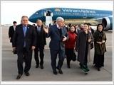 Chủ tịch Quốc hội Nguyễn Thị Kim Ngân bắt đầu thăm chính thức Cộng hòa Kazakhstan