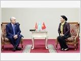 Chủ tịch Quốc hội Nguyễn Thị Kim Ngân kết thúc chuyến thăm chính thức Cộng hòa Ca-dắc-xtan