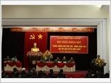 Nghệ thuật chỉ đạo tác chiến chiến lược trong Chiến dịch Việt Bắc - Thu Đông năm 1947