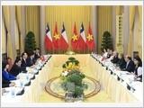Tuyên bố chung Việt Nam - Chi-lê