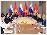 Tuyên bố chung Việt Nam - Nga về hợp tác bảo đảm an ninh thông tin quốc tế