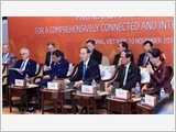 Chủ tịch nước Trần Đại Quang chủ trì cuộc Đối thoại Cấp cao không chính thức APEC - ASEAN