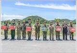 Bàn về hoạt động công tác đảng, công tác chính trị trong diễn tập khu vực phòng thủ tỉnh Kiên Giang