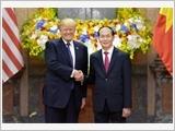 Tuyên bố chung Việt Nam - Hoa Kỳ