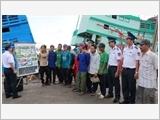Nâng cao năng lực thực thi pháp luật cho lực lượng Cảnh sát biển Việt Nam