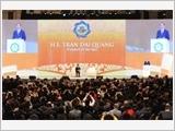 Chủ tịch nước Trần Đại Quang dự và phát biểu khai mạc CEO Summit 2017