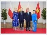 Tổng thống Ba Lan kết thúc tốt đẹp chuyến thăm cấp Nhà nước tới Việt Nam