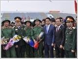 """Lực lượng vũ trang Thủ đô phát huy giá trị Chiến thắng """"Hà Nội - Điện Biên Phủ trên không"""" trong giai đoạn mới"""