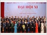 Bế mạc Đại hội đại biểu toàn quốc Đoàn Thanh niên Cộng sản Hồ Chí Minh lần thứ XI