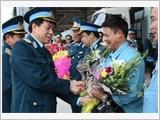 """Chiến thắng """"Hà Nội - Điện Biên Phủ trên không"""" với việc xây dựng bản lĩnh chính trị cho bộ đội Phòng không - Không quân hiện nay"""