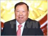 Tổng Bí thư, Chủ tịch nước Cộng hòa Dân chủ Nhân dân Lào thăm hữu nghị chính thức Việt Nam