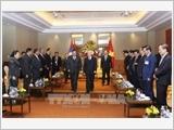 Tổng Bí thư, Chủ tịch nước Lào kết thúc tốt đẹp chuyến thăm hữu nghị chính thức Việt Nam
